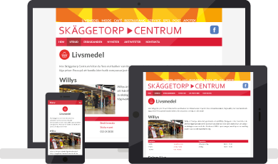 Skäggetorp Centrum